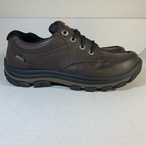 Waterproof Leather Anchor Park Low Shoe